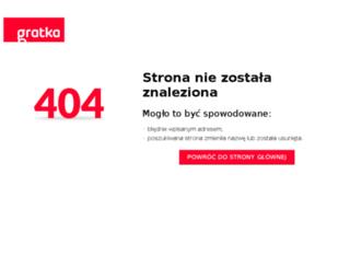 runnernieruchomosci.gratka.pl screenshot