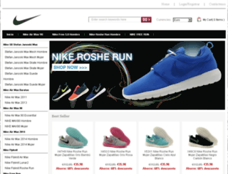 runshoes-onsale.com screenshot