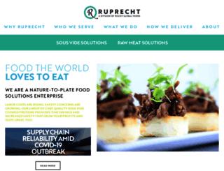ruprechtcompany.com screenshot