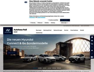 russ-autohaus.de screenshot