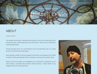 russellerwin.com screenshot