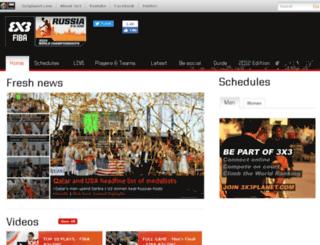 russia2014.fiba.com screenshot