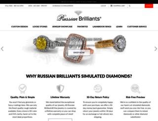 russianbrilliants.net screenshot