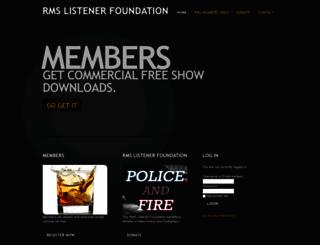 russmartin.fm screenshot