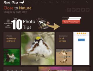 ruthhoyt.com screenshot