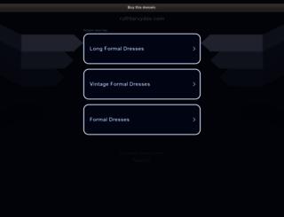 ruthtarvydas.com screenshot