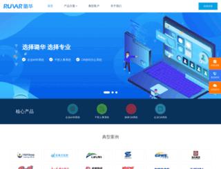 ruvar.com screenshot