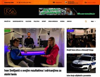 rva.hr screenshot