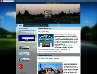 rvcountry.blogspot.com screenshot