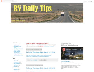 rvdailytips.blogspot.com screenshot