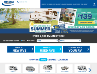 rvdirect.com screenshot