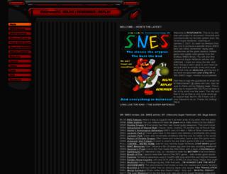 rvgfanatic.com screenshot