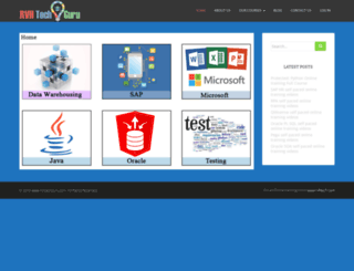rvhtechguru.com screenshot