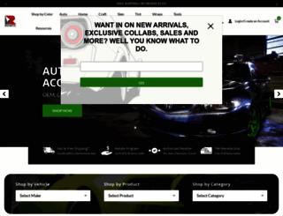 rvinyl.com screenshot