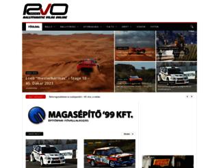 rvo.hu screenshot