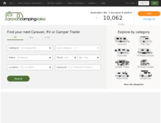 rvpoint.com.au screenshot