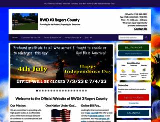 rwd3rogers.com screenshot