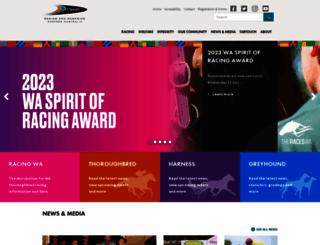 rwwa.com.au screenshot