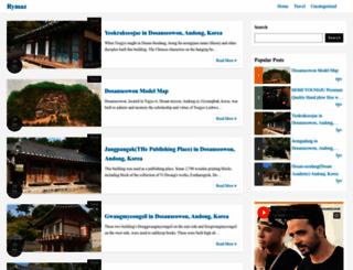 rymaz.com screenshot