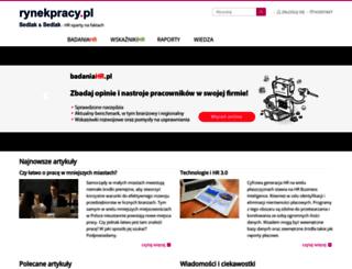 rynekpracy.pl screenshot