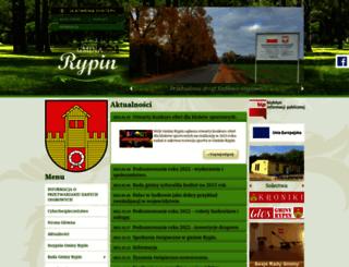 rypin.pl screenshot