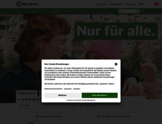 s-bahn-berlin.de screenshot