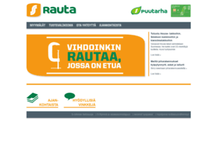 s-rauta.fi screenshot