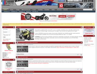 s1000riders.org screenshot