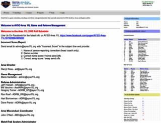s11l-15-fall.matchtrak.com screenshot