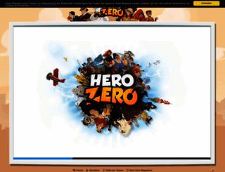 s2.herozerogame.com screenshot