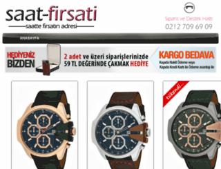 saat-firsati.com screenshot