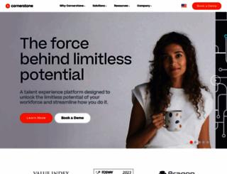 saba.com screenshot