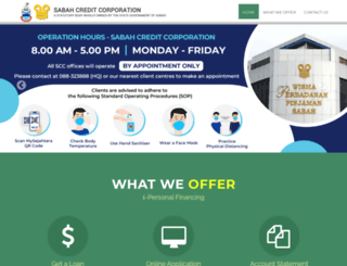 sabahcredit.com.my screenshot