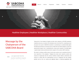sabcoha.org screenshot