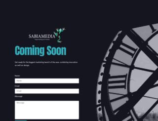 sabiamedia.com screenshot