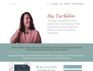 sabinefep.com screenshot
