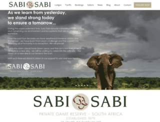 sabisabi.com screenshot