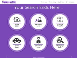 sabkasaathi.com screenshot