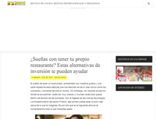 saboruniversal.com screenshot