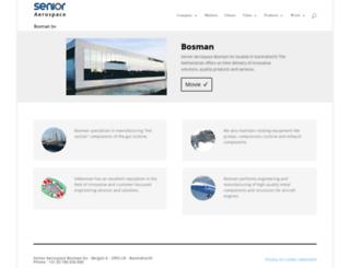 sabosman.com screenshot