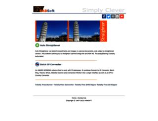 sabsoft.com screenshot
