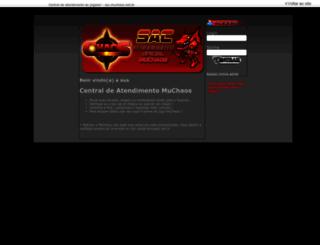 sac.muchaos.com.br screenshot