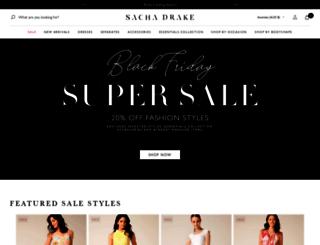 sachadrake.com screenshot