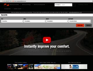 saddlemen.com screenshot
