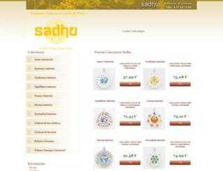sadhu.es screenshot