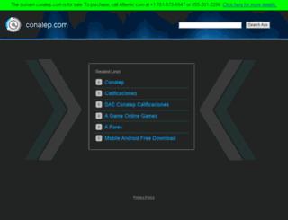 sae.conalep.com screenshot
