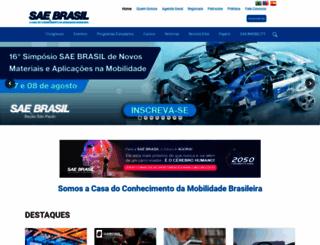 saebrasil.org.br screenshot