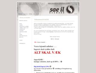 saeil.dk screenshot