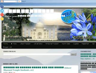 safarhainsuhana.blogspot.in screenshot