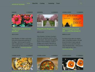safariofthemind.wordpress.com screenshot